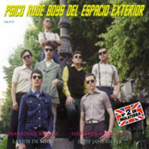 Immagine per 'Psico Rude Boys Del Espacio Exterior'