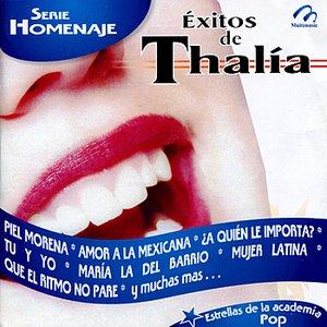 Bild für 'Exitos de Thalia - Serie Homenaje'