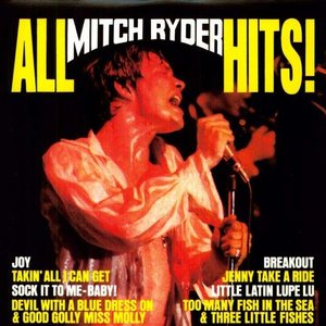 Image pour 'All Mitch Ryder Hits'