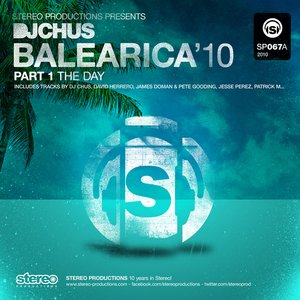 Image for 'Balearica '10 - Part 1 (The Day)'