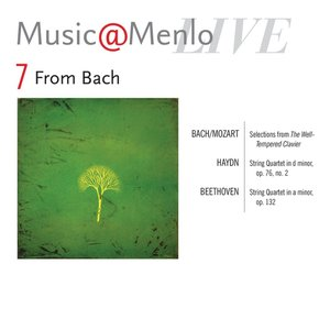 Image for 'Music@menlo, From Bach, Vol. 7'