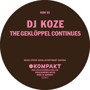 Image for 'The Geklöppel Continues'
