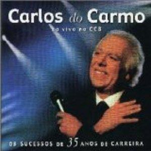 Image pour 'Os Sucessos de 35 Anos de Carreira: Ao Vivo No CCB (disc 1)'