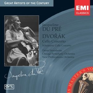 Image for 'Dvorak:Cello Concerto in B Minor/Schumann:Cello Concerto in A Minor'