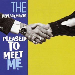Image for 'Pleased to Meet Me'