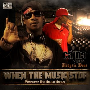 Image for 'When the Music Stop (feat. Krayzie Bone)'