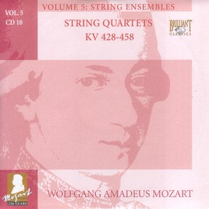 Imagen de 'String Quartets KV 428-458'