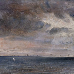 Image for 'John Constable - A Storm off the Coast'
