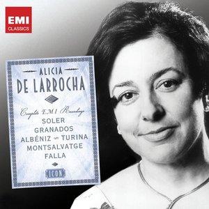 Imagem de 'Icon: Alicia de Larrocha'