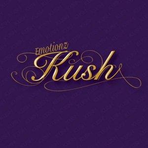"""""""Kush""""的封面"""