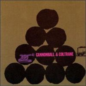 Image for 'Cannonball and Coltrane'