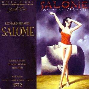 Image for 'R. Strauss: Salome: Wie schon ist die Prinzessin Salome heute nacht! - Narraboth, Page, First & Second Soldiers, Jokanaan, Cappadocian'