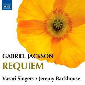 """""""Jackson: Requiem""""的封面"""
