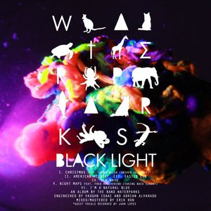 Image for 'Black Light'