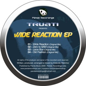 Immagine per 'Wide Reaction EP'