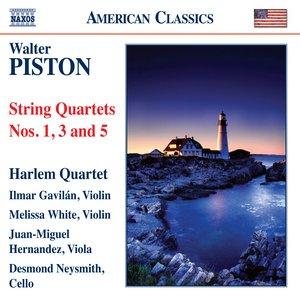 Image for 'Piston: String Quartets Nos. 1, 3 & 5'