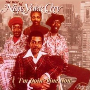 Image for 'The Best of New York City: I'm Doin' Fine Now'