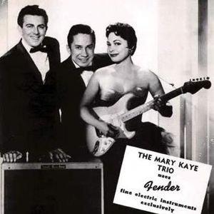 Immagine per 'The Mary Kaye Trio'