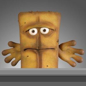 Immagine per 'Bernd das Brot'
