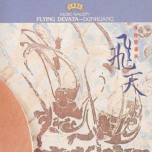Imagen de 'Flying Devata-Dunhuang'