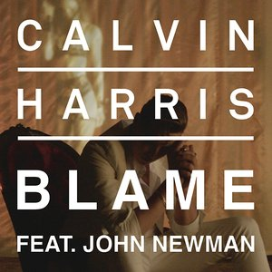 Album cover for Blame