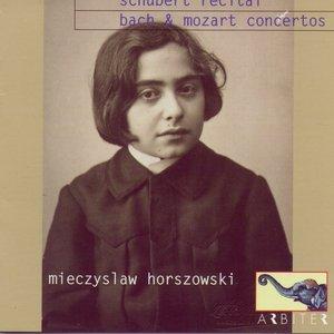 Immagine per 'Schubert Recital, Bach & Mozart Concertos'