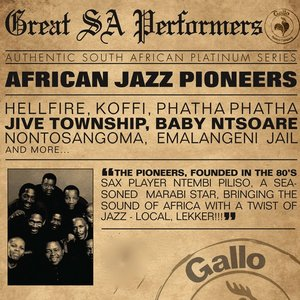 Image for 'Great South African Performers - African Jazz Pioneers'