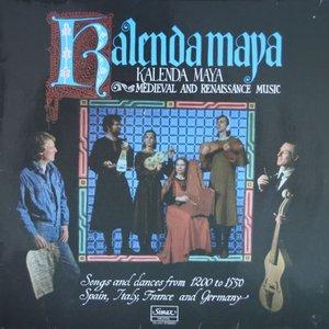 Bild für 'Medieval and renaissance music'