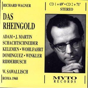 Image for 'Richard Wagner: Das Rheingold'