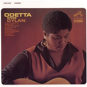 Image for 'Odetta Sings Dylan'