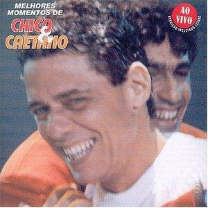Image for 'Melhores Momentos De Chico & Caetano'