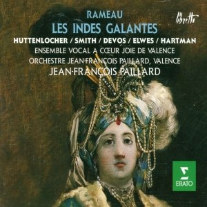 "Image for 'Rameau : Les Indes galantes : Act 4 ""Forêts paisibles"" [Zima, Adario, Chorus]'"