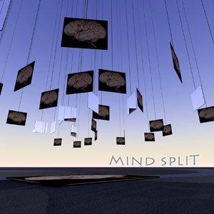 """Mind-Split""的封面"