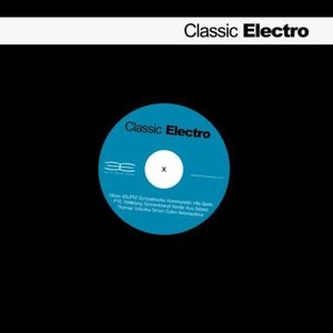 Image for 'Classic Electro'