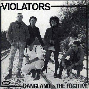 Image for 'Gangland... / The Fugitive'