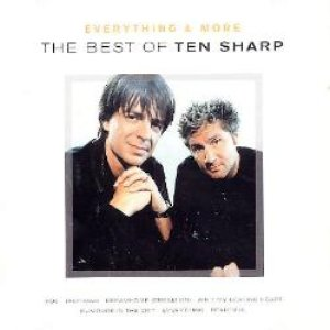 Image for 'Everything & More: The Best of Ten Sharp'