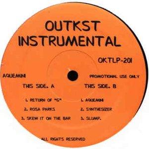 Immagine per 'ATLiens (Instrumental Album)'