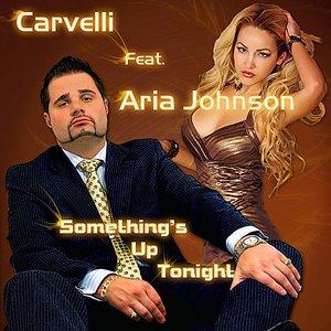Image for 'Something's Up Tonight (feat. Aria Johnson)'