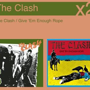 Image for 'The Clash / Give 'Em Enough Rope'