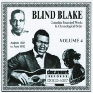 Image for 'Blind Blake Vol. 4 (1929 - 1932)'