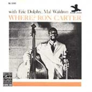 Image for 'Ron Carter With Eric Dolphy and Mal Waldron'