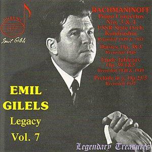 Image for 'Emil Gilels Legacy Vol. 7'