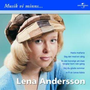 'Lena Andersson/Musik vi minns'の画像