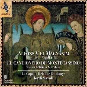 Image pour 'Alfons V El Magnànim: El Cancionero De Montecassino'