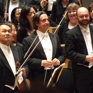 Image for 'Daniel Barenboim & Chicago Symphony Orchestra'