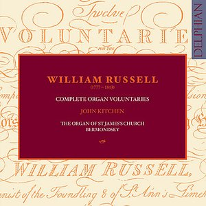 Image for 'Voluntary XII in C minor/major: Adagio -'
