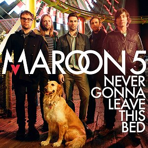 Image pour 'Never Gonna Leave This Bed'