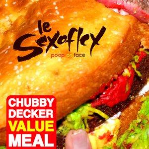 Imagen de 'Chubby Decker Value Meal'