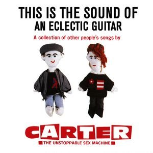 Image for 'This Is The Sound Of An Eclectic Guitar - A Collection of Other People's Songs'