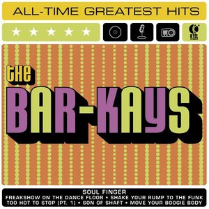 Image pour 'The Bar-Kays: All-Time Greatest Hits'